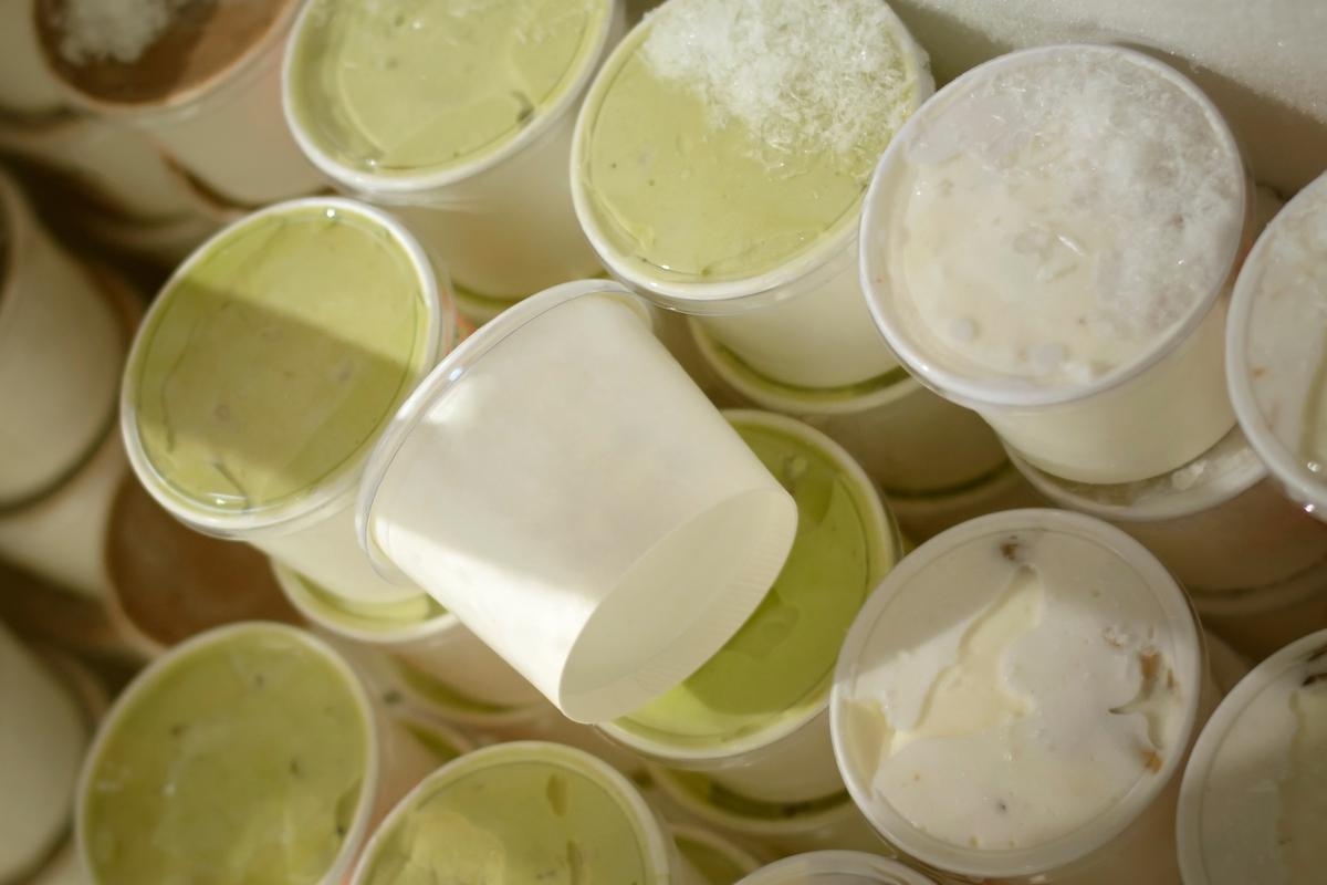 Tips on Storing & Handling Ice Cream