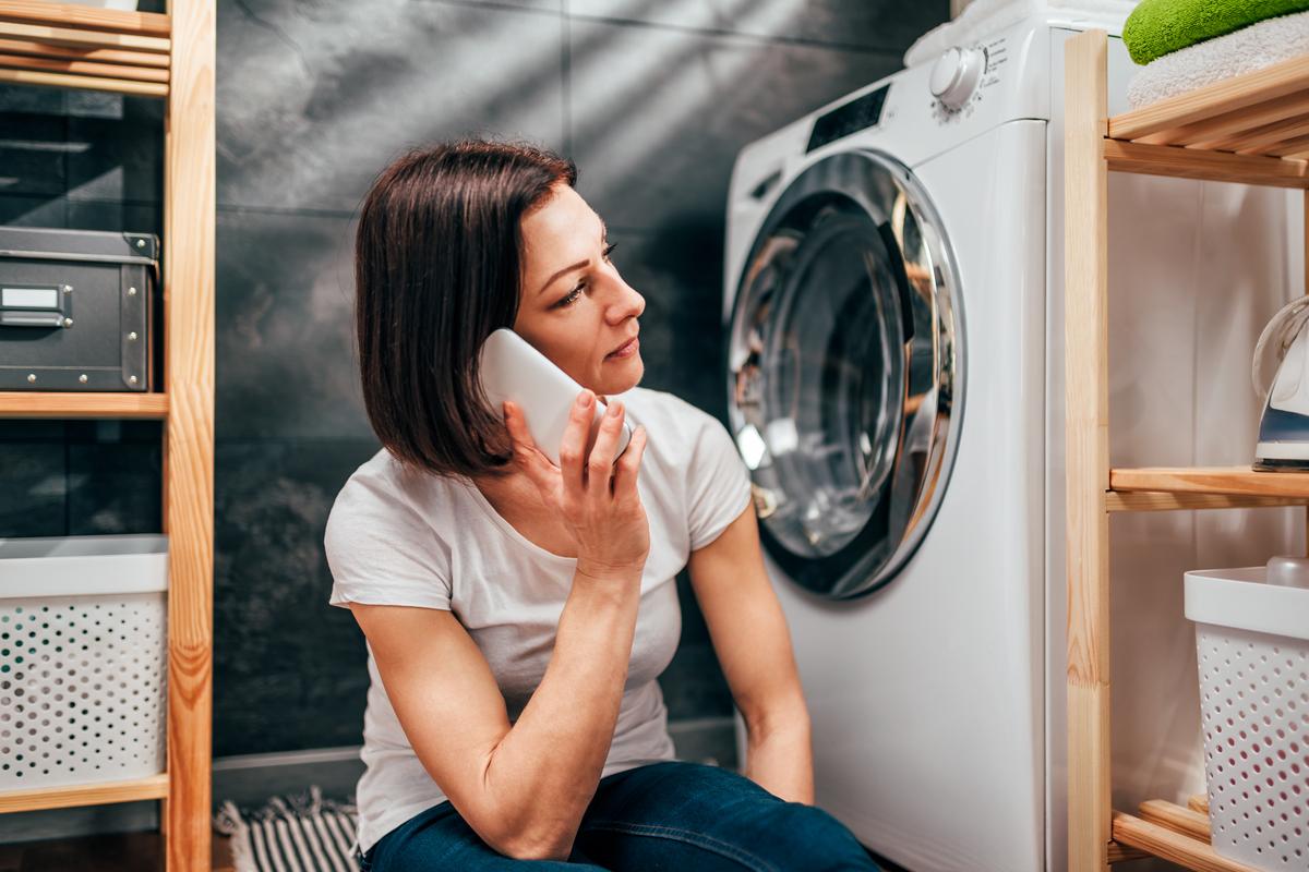 When Good Washing Machines Go Bad